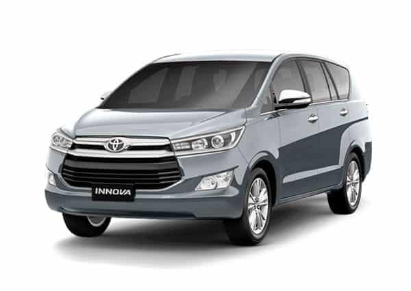 Rental Mobil Semarang - Innova Reborn