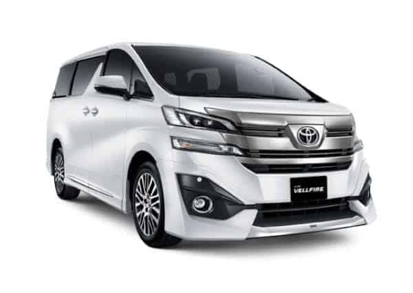 Rental Mobil Semarang - New Vellfire