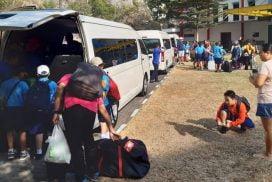 Sewa Mobil Semarang - Group, Tour dan Event